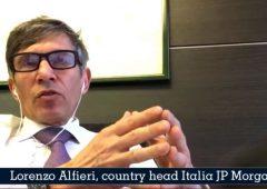 """Coronavirus, Alfieri (JP Morgan AM): """"Investimenti, come comportarsi in questo momento"""""""