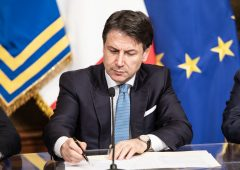 Coronavirus, la lettera dei leader europei al presidente del Consiglio europeo, Charles Michel