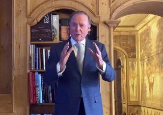 Coronavirus: Ennio Doris rassicura gli investitori (VIDEO)