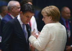 Coronavirus: Germania blocca le mascherine per l'Italia. Cina invia materiale e medici