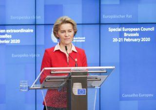 Coronavirus, Commissione Ue annuncia il suo sostegno: