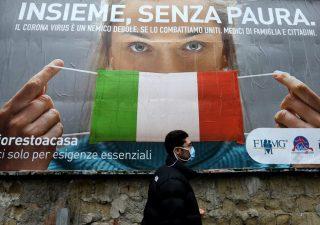 Coronavirus: contagi, Italia spaccata in due. Regioni chiedono più margini di manovra