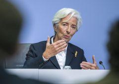 """Coronavirus, Bce: Qe da 120 miliardi fino al termine del 2020, ma """"serve politica fiscale"""""""