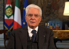 Coronavirus, Mattarella chiede all'Europa misure economiche comuni (VIDEO)