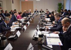 Coronavirus: oggi riunione G7, i grandi del mondo valutano misure
