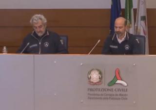 Coronavirus, conferenza stampa della protezione civile del 26 marzo (VIDEO)