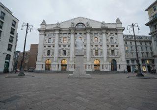 Borse rialzano la testa: Milano la maglia rosa d'Europa. Ftse Mib torna sopra 16 mila