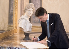 Coronavirus: firmato il Decreto. Tutte le misure adottate.