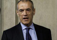 Debito pubblico e sostenibilità, l'intervista a Carlo Cottarelli