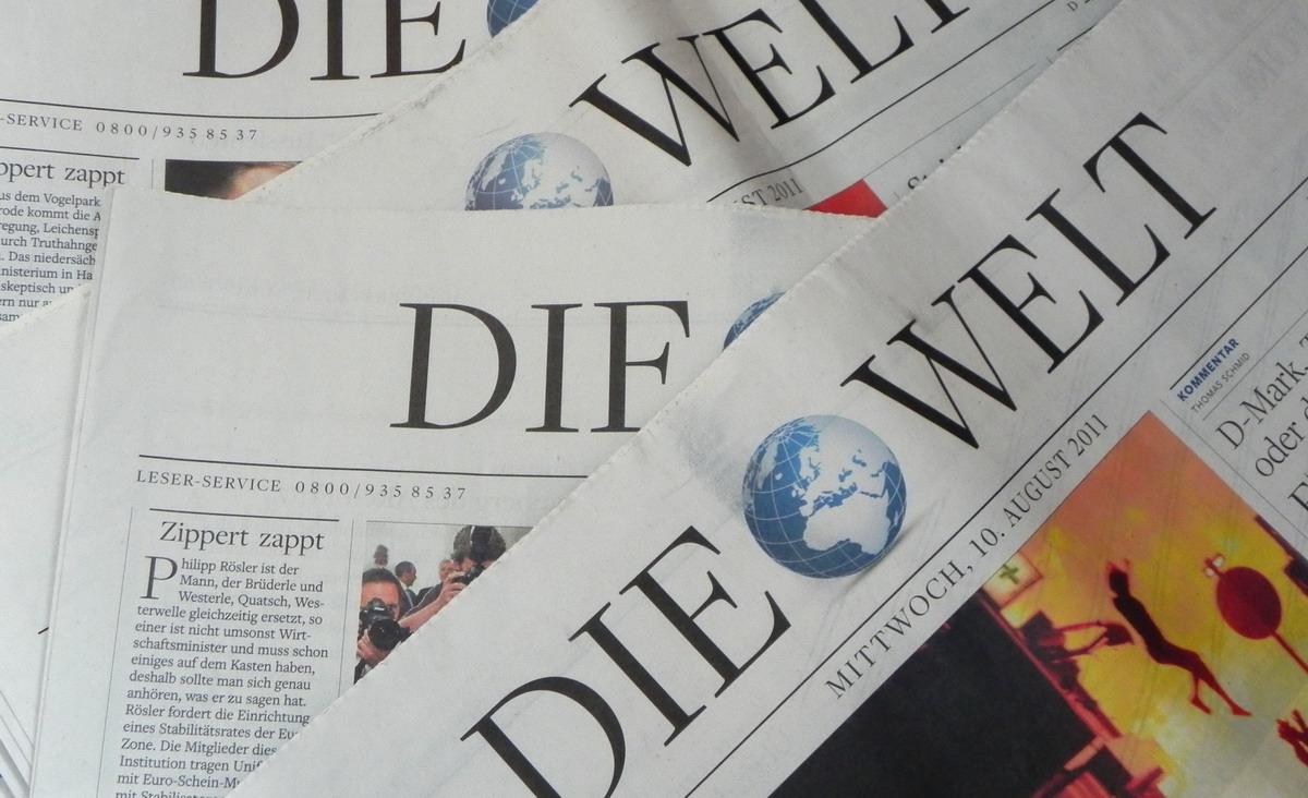 """Coronabond e mafia: cosa dice esattamente l'articolo di Die Welt giudicato come """"vergognoso"""""""
