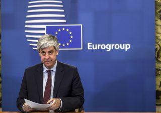 Eurogruppo, la conferenza stampa al termine del vertice (VIDEO)