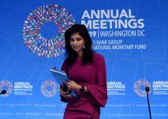 Fmi: economia globale in recessione, in Italia PIL in calo del 9%