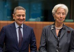 Panetta (board Bce) si sbilancia: no a risposte asimmetriche alla crisi
