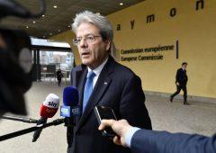 Gentiloni: Recovery Fund non sarà vincolato a piani di rientro del debito