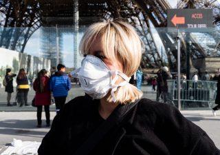 Mascherine: sono state il provvedimento anti-contagio determinante
