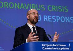 Consiglio europeo, il presidente Michel: auspico l'accordo sul Fondo per la ripresa