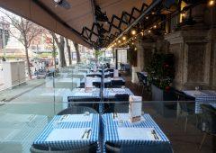 """Riapertura ristoranti, """"con una persona ogni 4 metri, si perderà il 60% dei posti"""""""