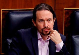 Vicepremier spagnolo Iglesias: serve un reddito di cittadinanza Ue