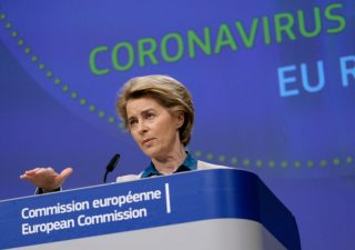 Recovery fund: oggi tocca alla Commissione Ue