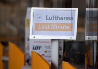 Vicina l'offerta di salvataggio pubblico per Lufthansa, piano da 9 miliardi