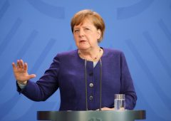 Recovery Fund, Merkel: accordo franco-tedesco può cambiare solo in senso restrittivo