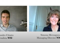 """#WSICall Merzagora (NN IP): """"Covid, solo i business innovativi possono sostenere le sfide future"""""""