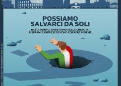 ITALIA: Basta Debito. E' l'ora della crescita e della velocità.