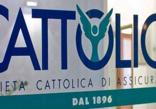 Assicurazioni: Generali entra nel capitale di Cattolica con il 24,4%