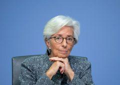 BCE-day: tassi fermi, fari su euro e inflazione