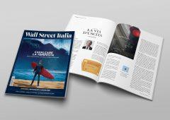 Wall Street Italia, il sommario del numero di giugno in edicola
