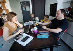 Affitti: smart working e dad frenano mercato, prezzi indietro al 2016