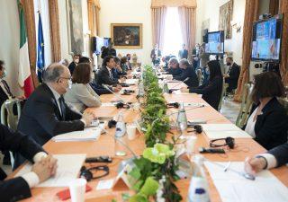 Stati Generali, oggi l'incontro del governo con Vittorio Colao