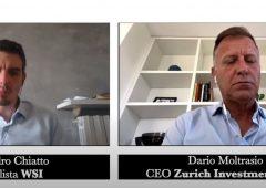 """#WSICall Moltrasio (Zurich Investments Life) """"Consulenti, tre motivi per cui le polizze sono lo strumento ideale"""""""