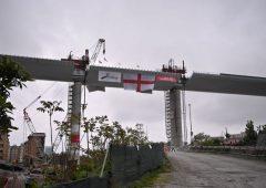 Genova, il Mit assegnerà la gestione del nuovo ponte ad Aspi