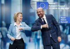 Recovery fund: vince Covid-19. Ecco la nuova Europa