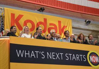 Dalla fotografia al pharma: Kodak cambia pelle. Titolo +400% a Wall Street