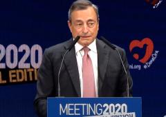 Draghi, da Rimini il manifesto per la ripresa post pandemia (VIDEO)