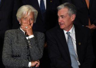 Crisi globale: BCE e FED politiche a confronto