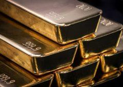 Oro, Etf gestiscono un controvalore da 50 miliardi di dollari