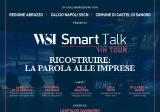 WSI Smart Talk Ricostruire: la parola alle imprese
