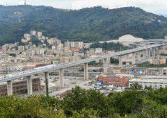 Ponte Morandi, alle 18,30 inaugurazione della nuova struttura