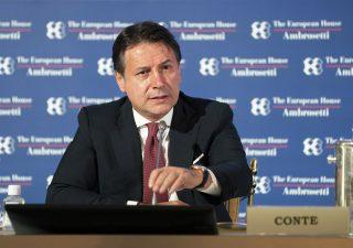 Cernobbio: Conte fa il punto sul Recovery fund e le riforme da attuare