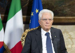 Cernobbio, per Mattarella il Recovery fund occasione da non sprecare (VIDEO)