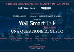 WSI Smart Talk – Una questione di gusto, segui la diretta alle 15,30