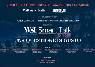 WSI Smart Talk - Una questione di gusto, segui la diretta alle 15,30