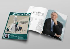 Il sommario del numero di settembre di Wall Street Italia
