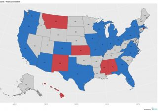 T-Voice: Elezioni Usa dai social, il sentiment ci aiuta a capire il futuro dell'America
