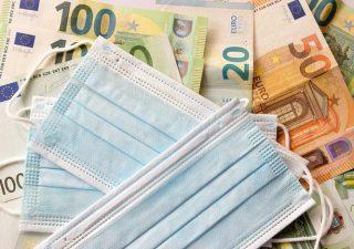 Contanti, 9 mln di italiani non useranno banconote per paura Covid