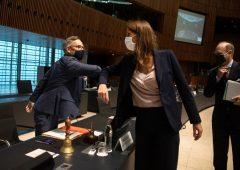 Via al Consiglio Europeo: Brexit e Recovery fund sotto i riflettori