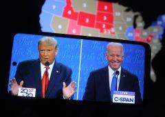 Elezioni Usa al cardiopalma: testa a testa Trump-Biden